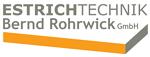 Estrichtechnik Bernd Rohrwick GmbH