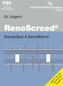 Folder RenoScreed®